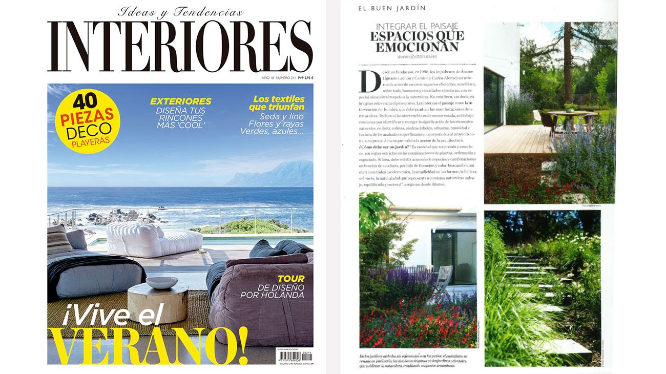INTERIORES (SPAIN). JULY 2018 0