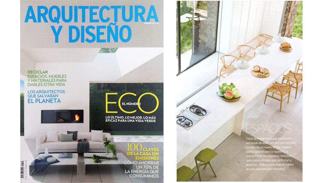 Arquitectura y Diseño August 2012 0