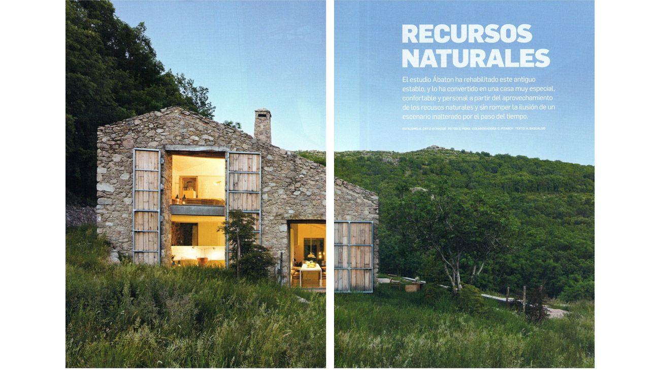 Arquitectura y Diseño Agosto 2012 1