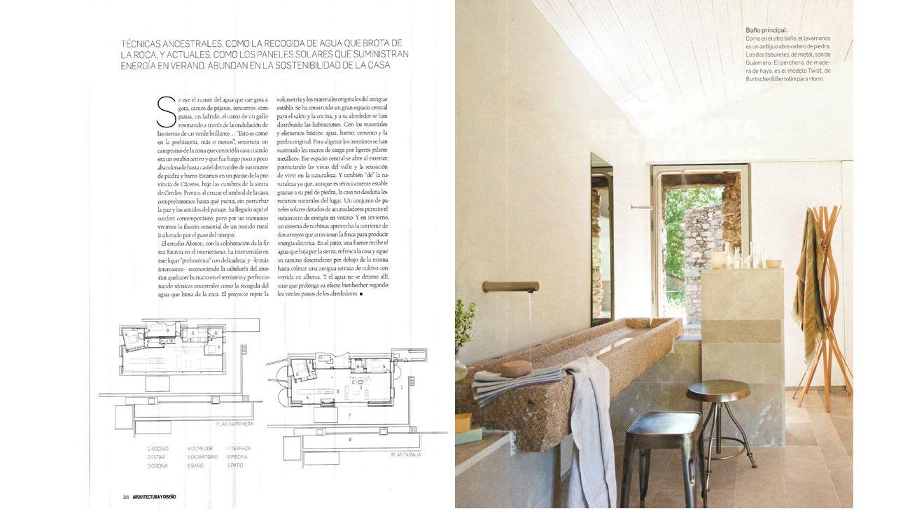 Arquitectura y Diseño Agosto 2012 7