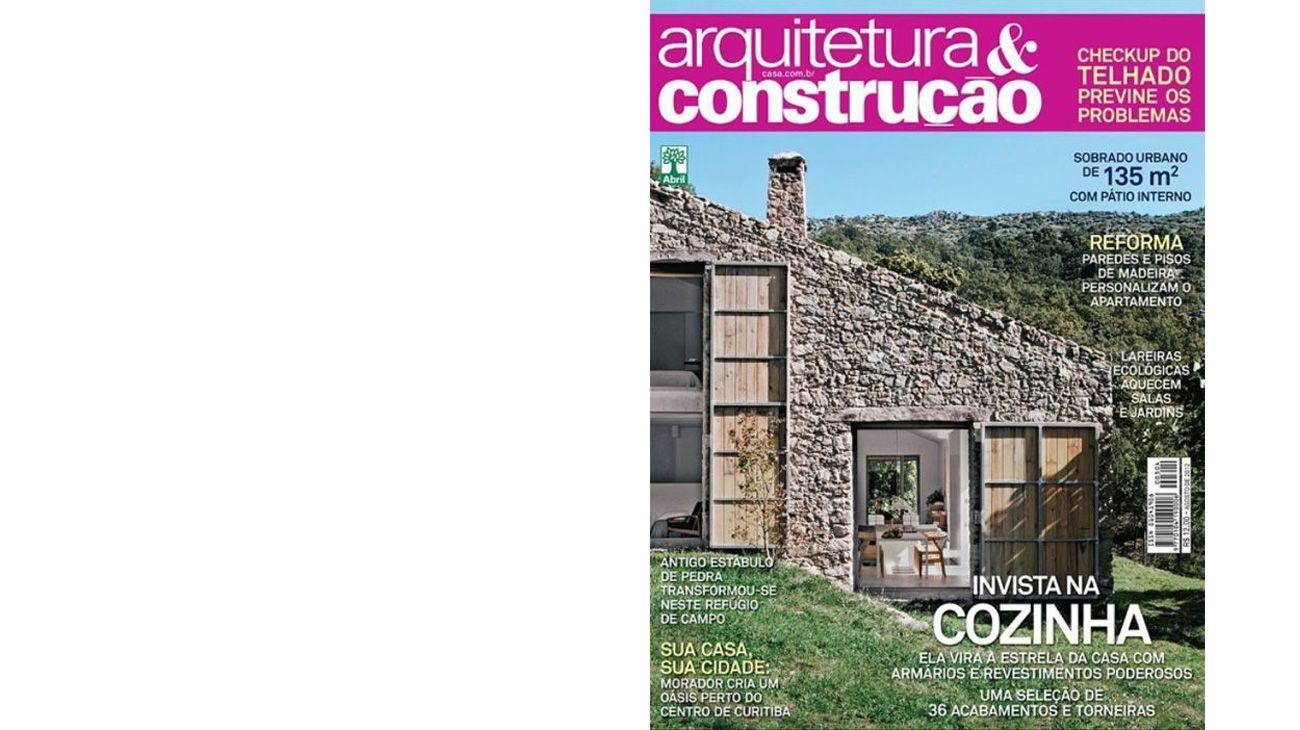 Arquitectura y Construcao Brasil August 2012 0