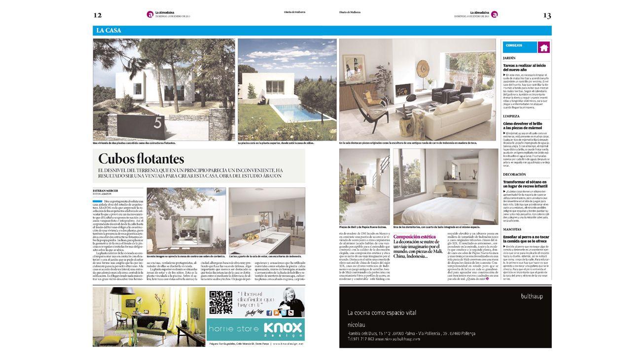 Diario de Mallorca 13 Enero 2013 0