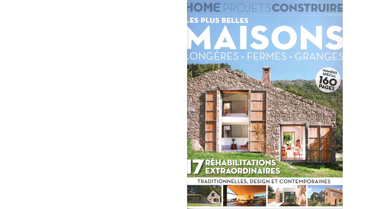 Les Plus Belles Maisons France Dicember 2012 0