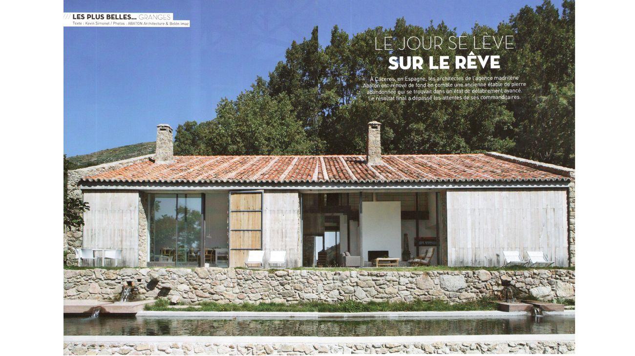 Les Plus Belles Maisons France Dicember 2012 1