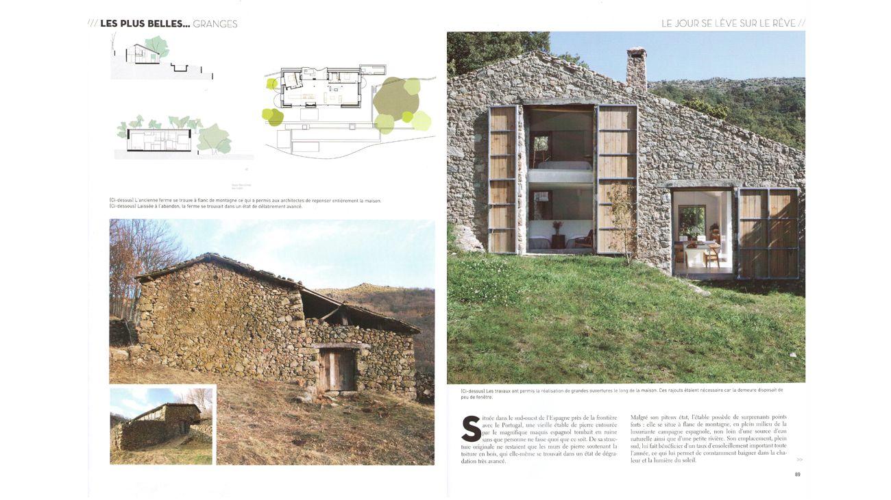Les Plus Belles Maisons France Dicember 2012 2