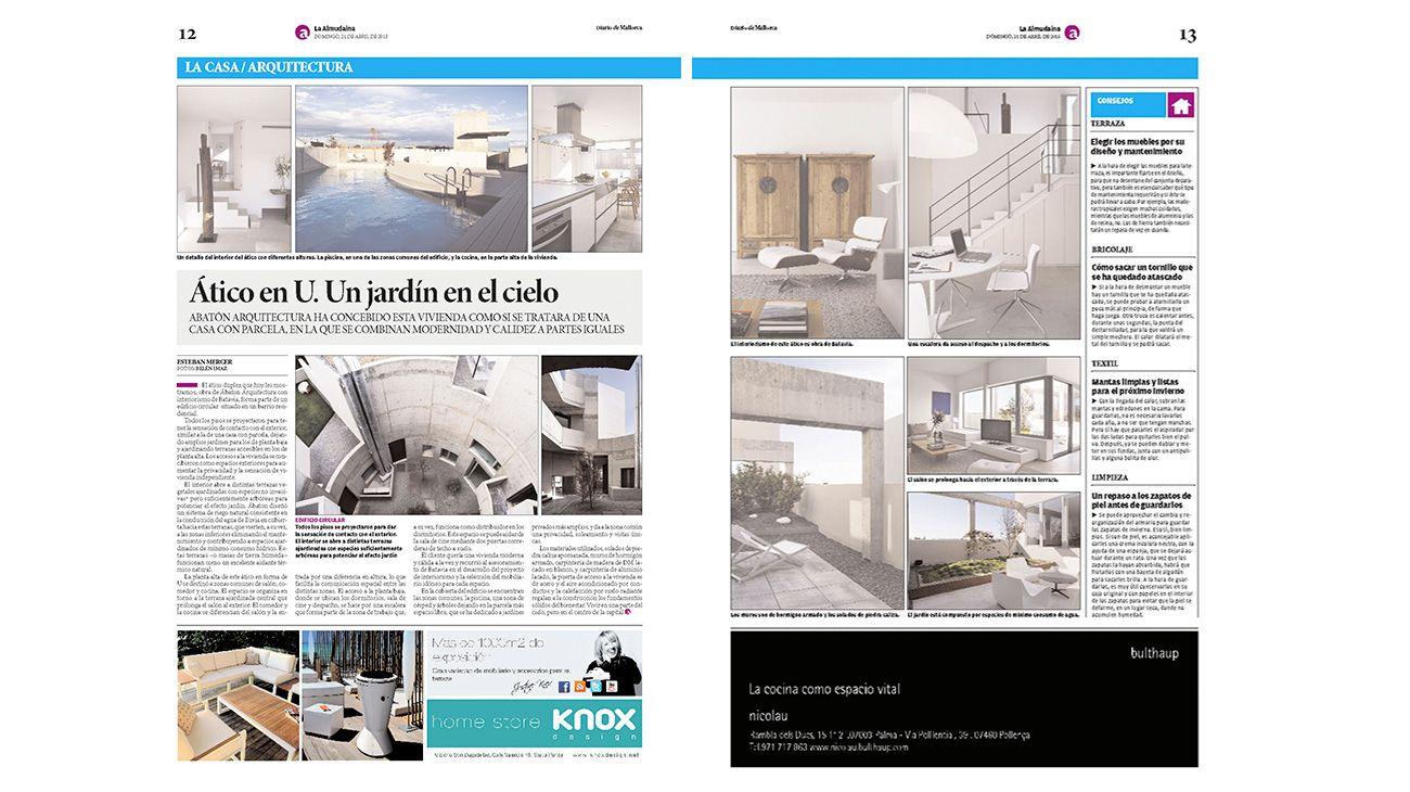 Diario de Mallorca 21 Abril 2013 0