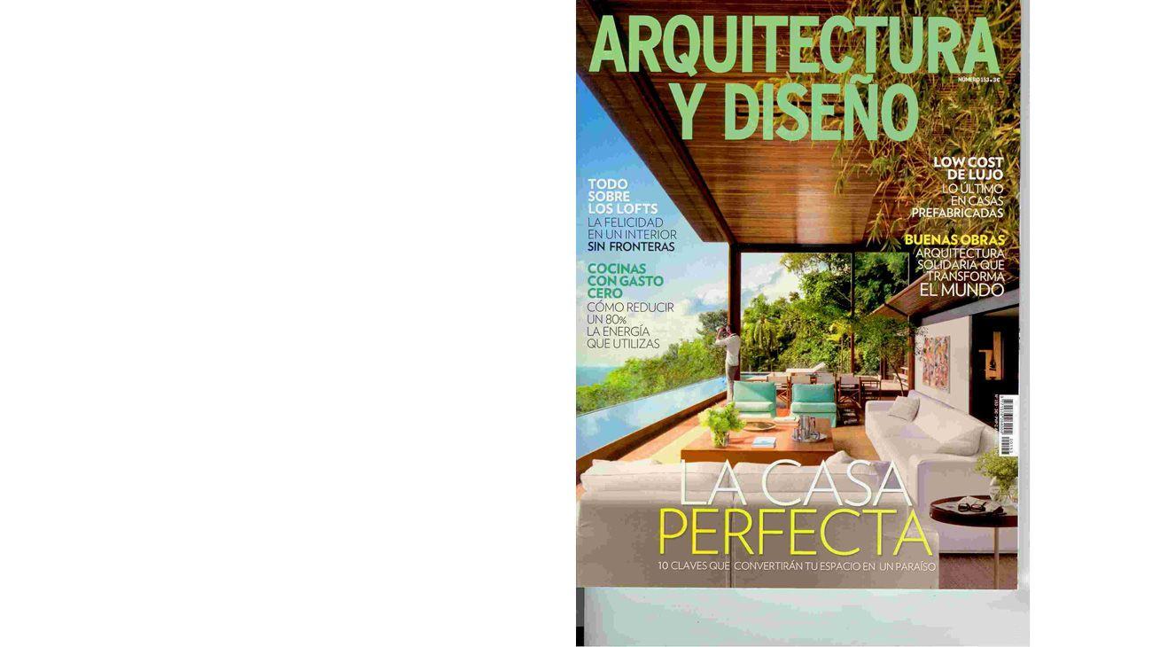 Arquitectura y Diseño Noviembre 2013 1