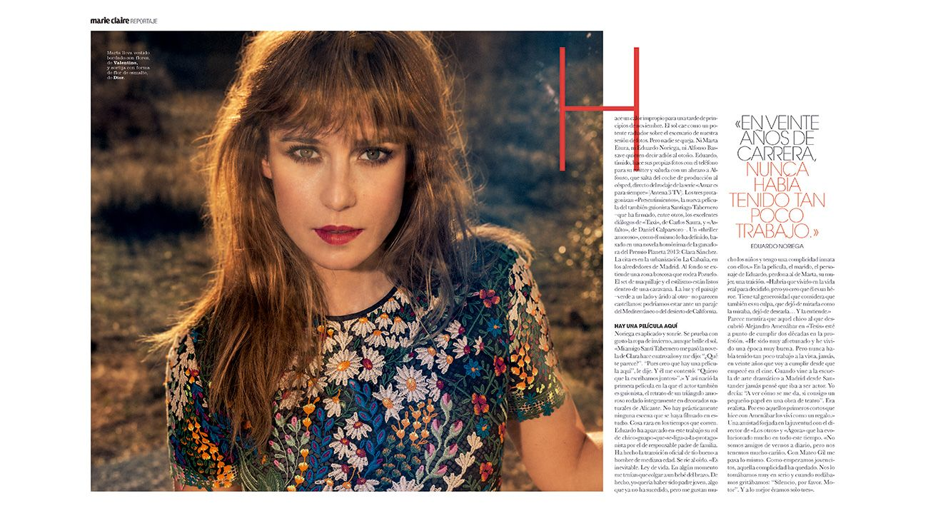 Marie Claire (España) Enero 2014 1