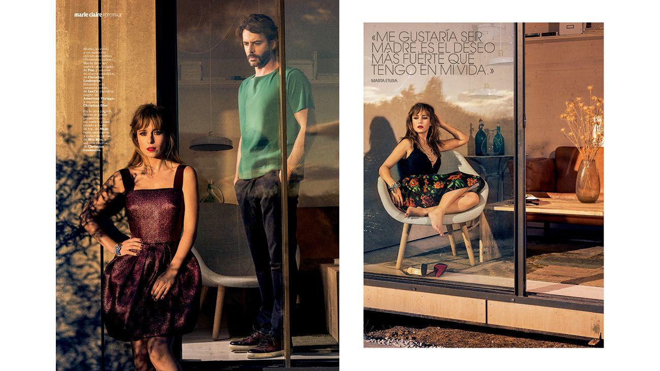 Marie Claire (España) Enero 2014 2