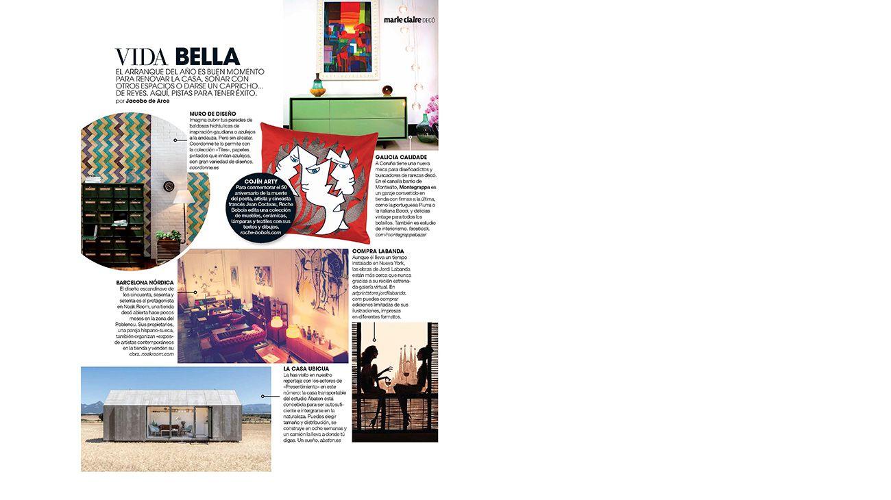 Marie Claire (España) Enero 2014 4