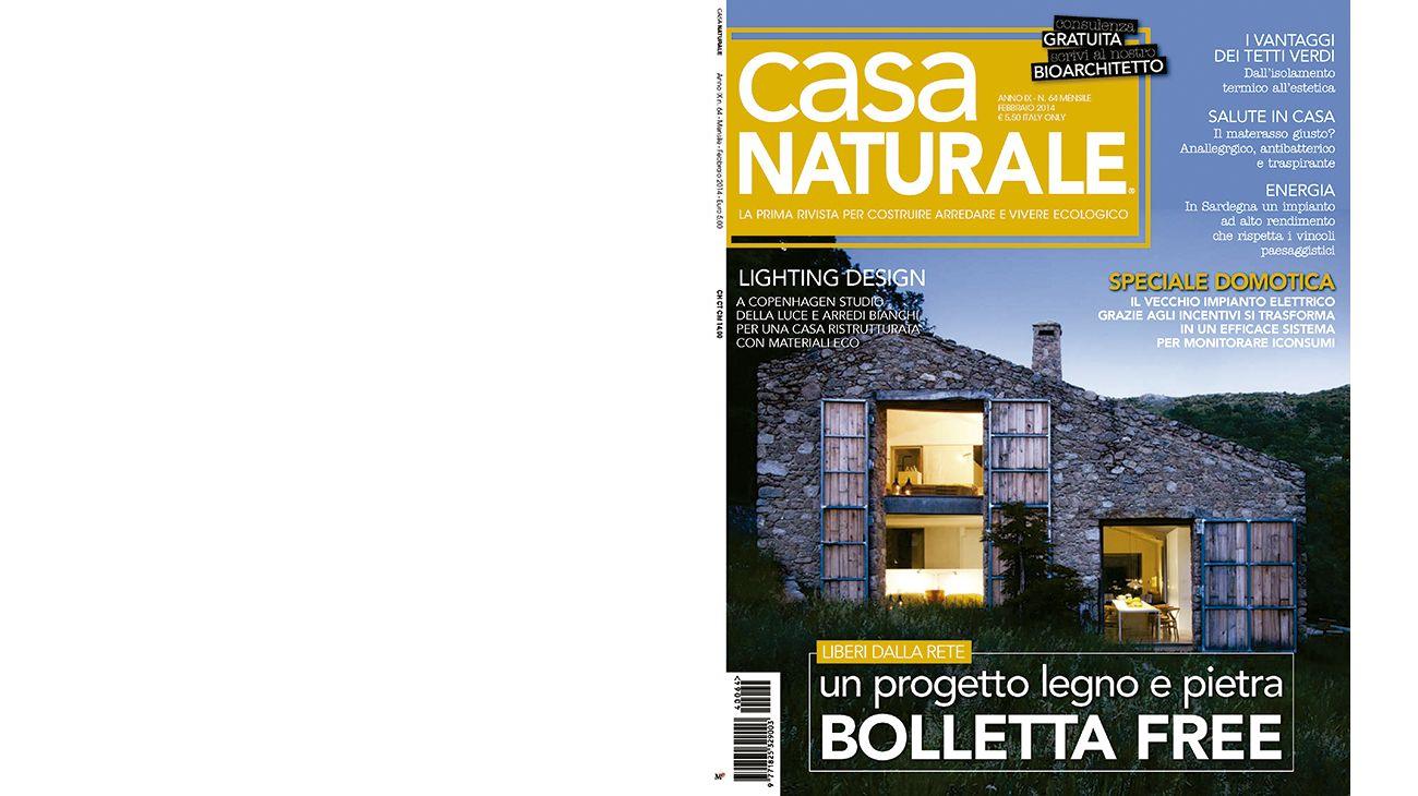 Casa Naturale (Italy) February 2014 0
