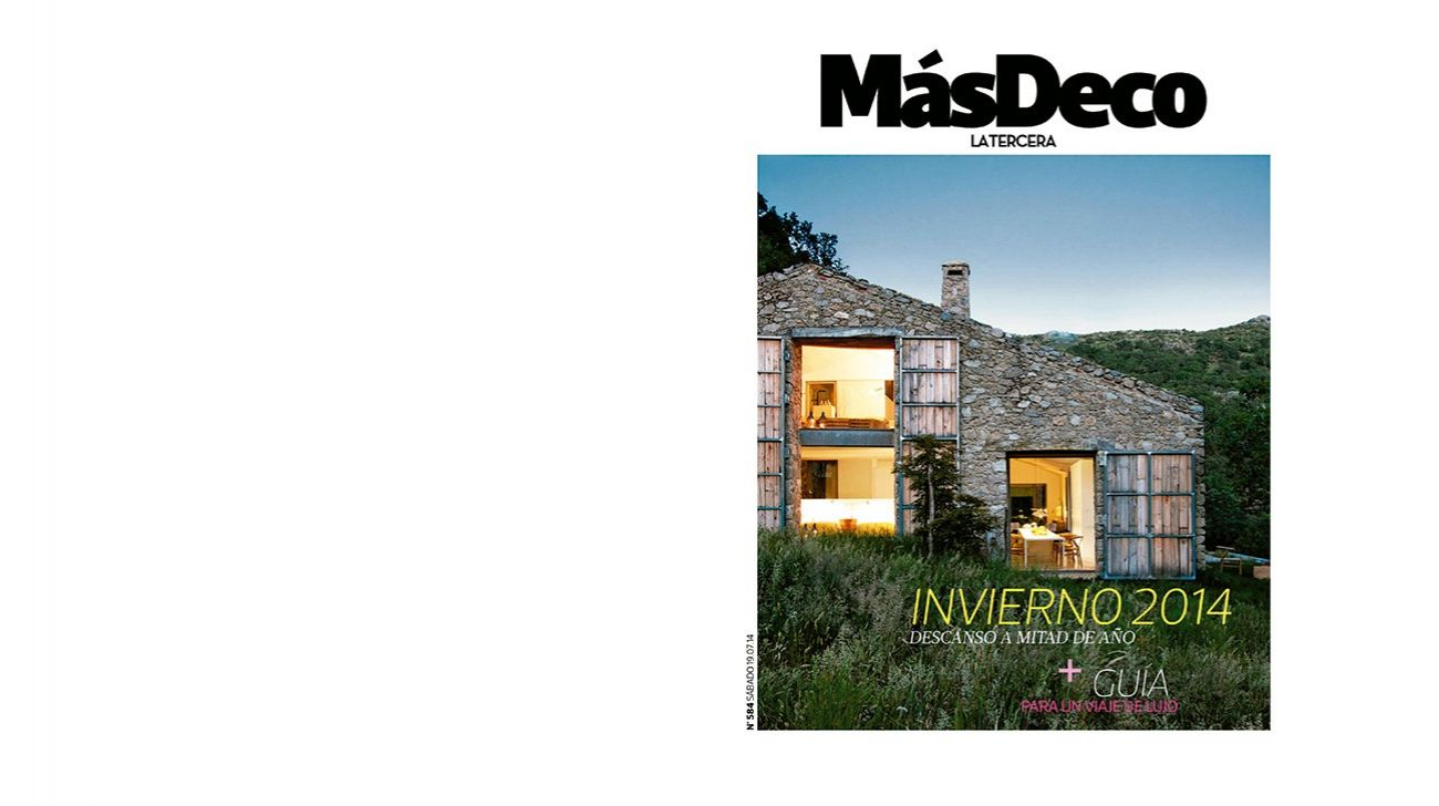 MAS DECO (Chile) July 2014 1