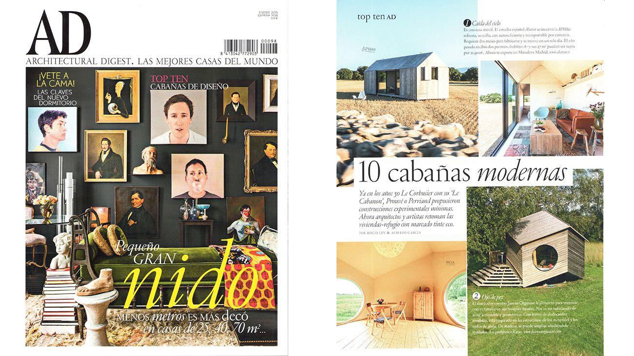 AD (SPAIN) JANUARY 2015 0