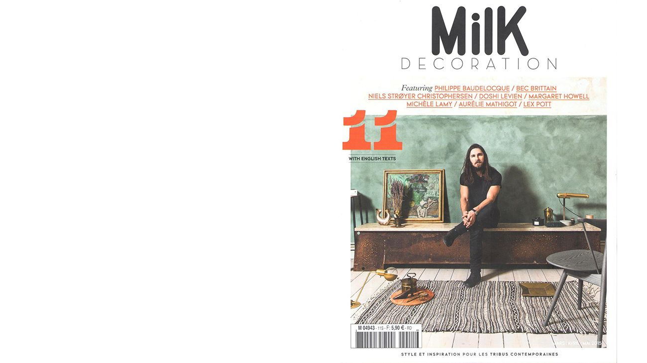 MILK DECÓ (FRANCE) APRIL 2015 0