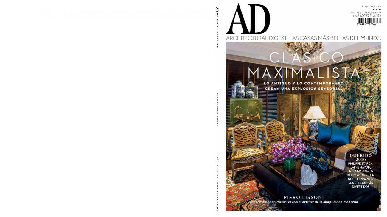 AD (MÉXICO). DECEMBER 2015 0