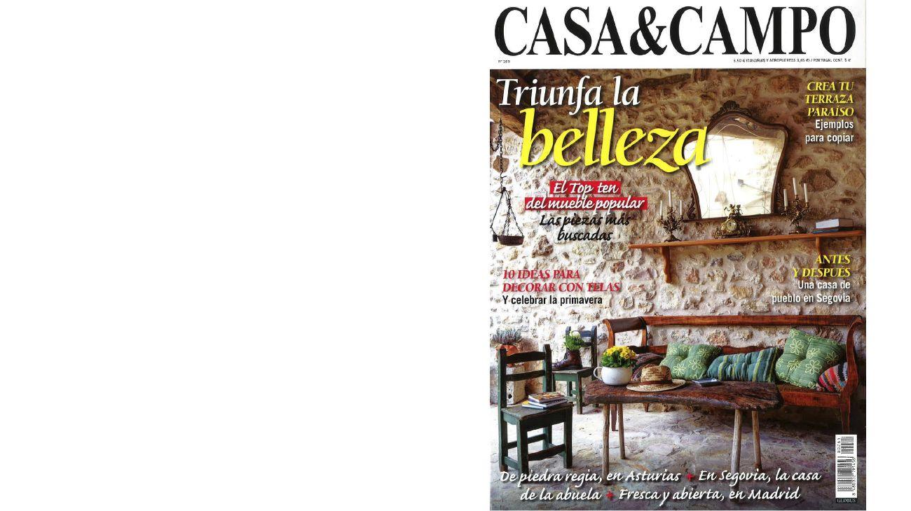 CASA&CAMPO (SPAIN). MAY 2016 0
