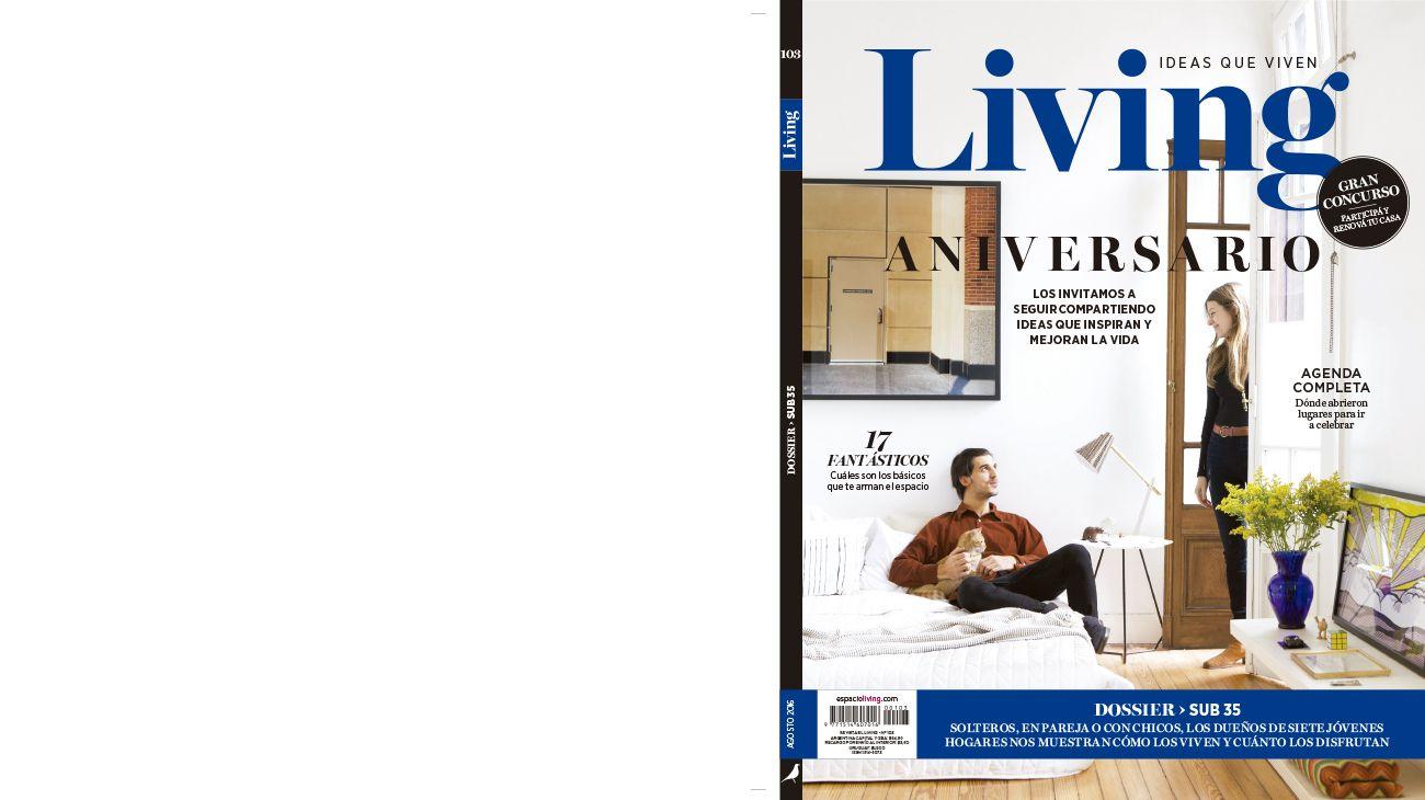 LIVING (ARGENTINA). AGOSTO 2016 0