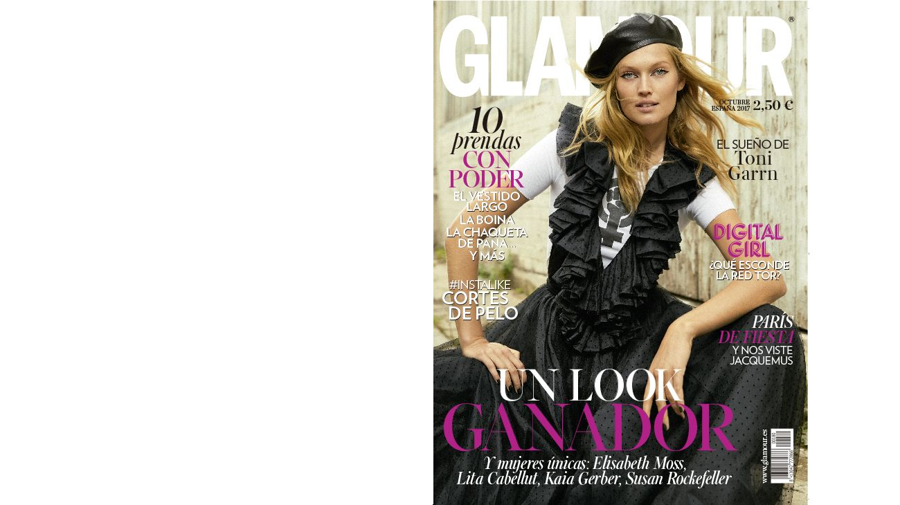 GLAMOUR (SPAIN). OCTOBER 2017 0