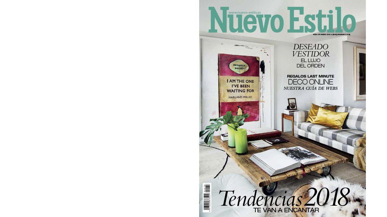 NUEVO ESTILO (SPAIN). JANUARY 2018 0