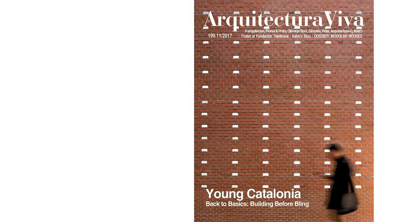 ARQUITECTURA VIVA (SPAIN) NOVEMBER 2017 0