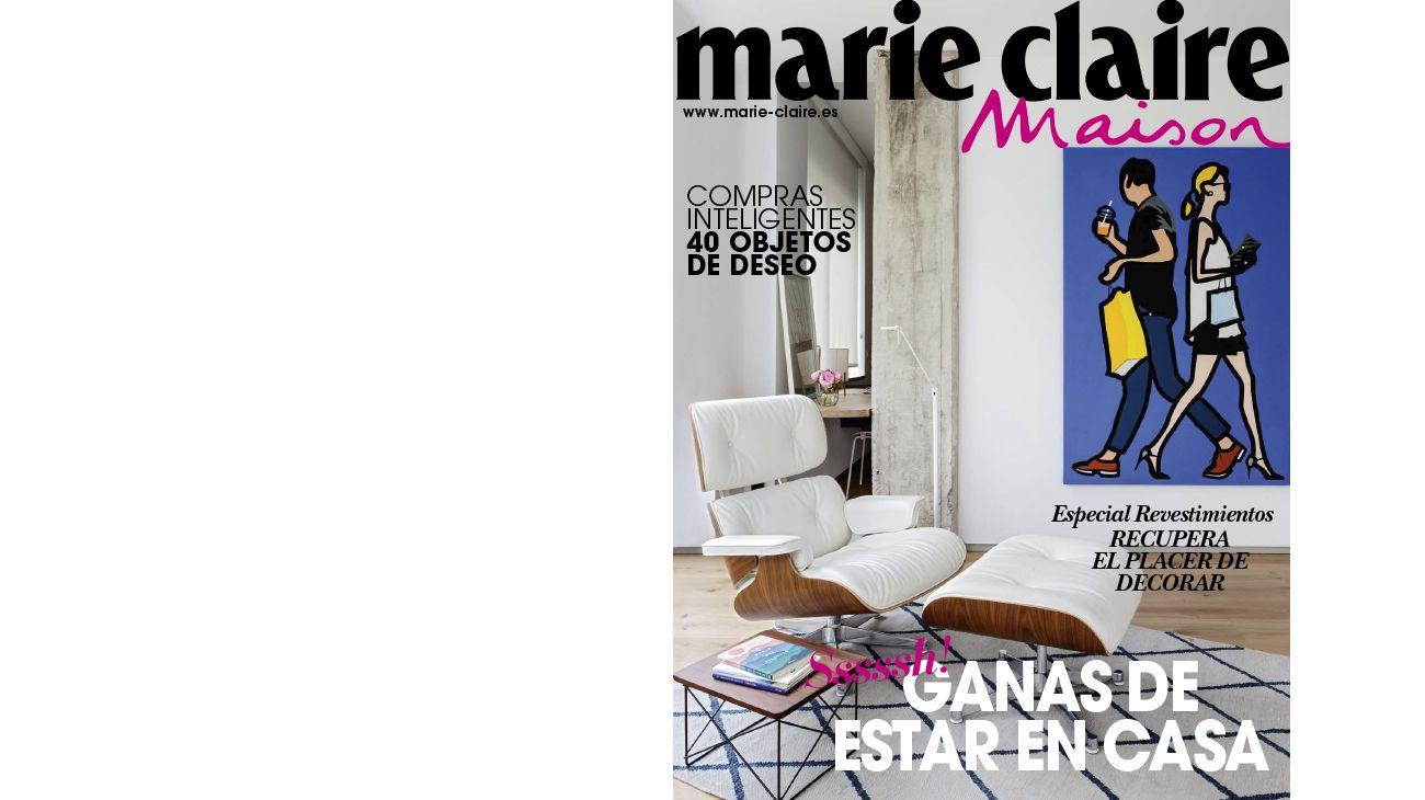 MARIE CLAIRE MAISON (SPAIN). DECEMBER 2018  0