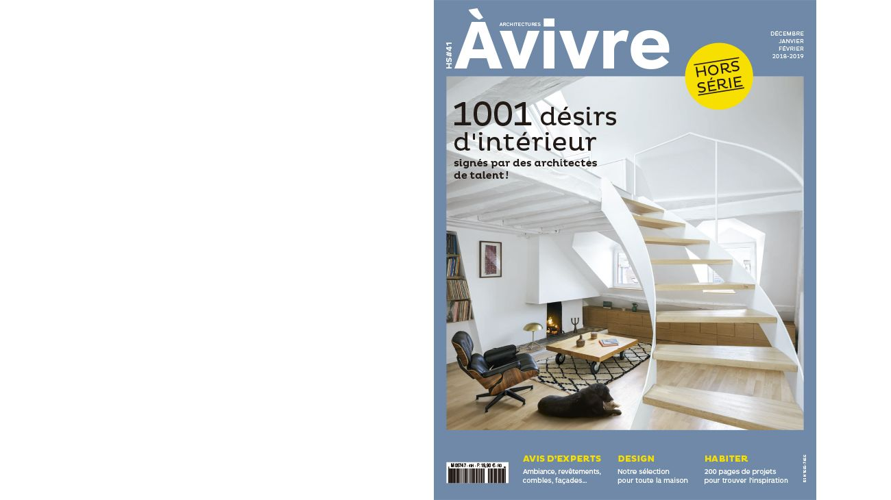 ÀVIVRE (FRANCE). JANUARY/FEBRUARY 2019 0