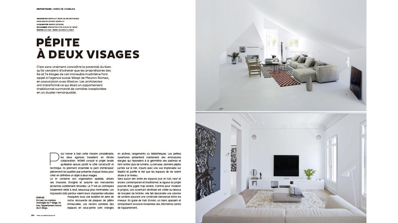 ÀVIVRE (FRANCE). JANUARY/FEBRUARY 2019 1