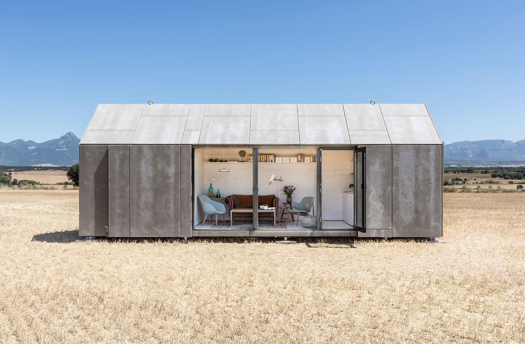 ÁPH casa prefabricada transportable en venta casa abaton