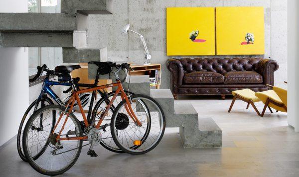 Proyecto de arquitectura casa i p