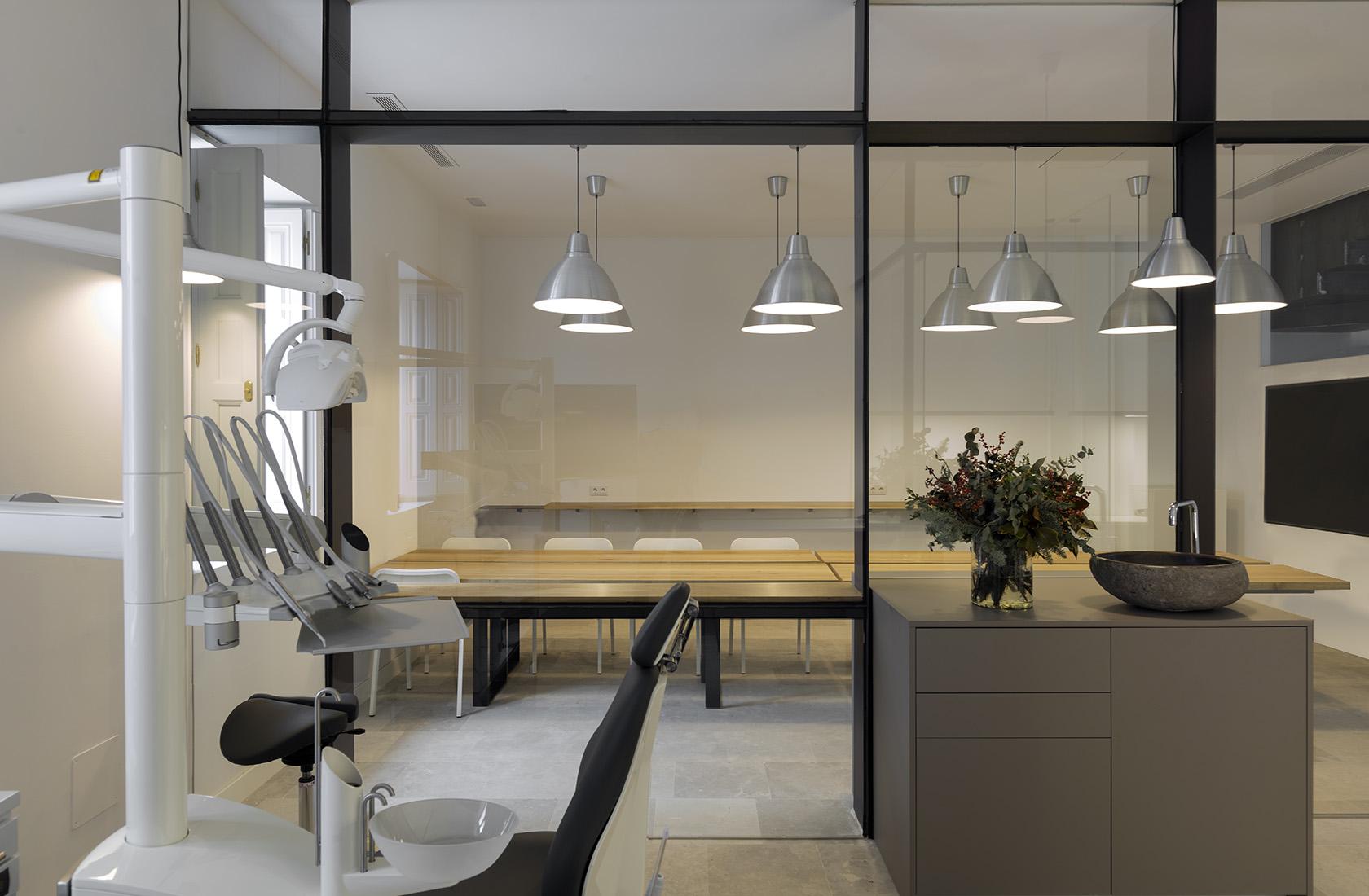 Reforma en Gabinete principal de Clínica Dental