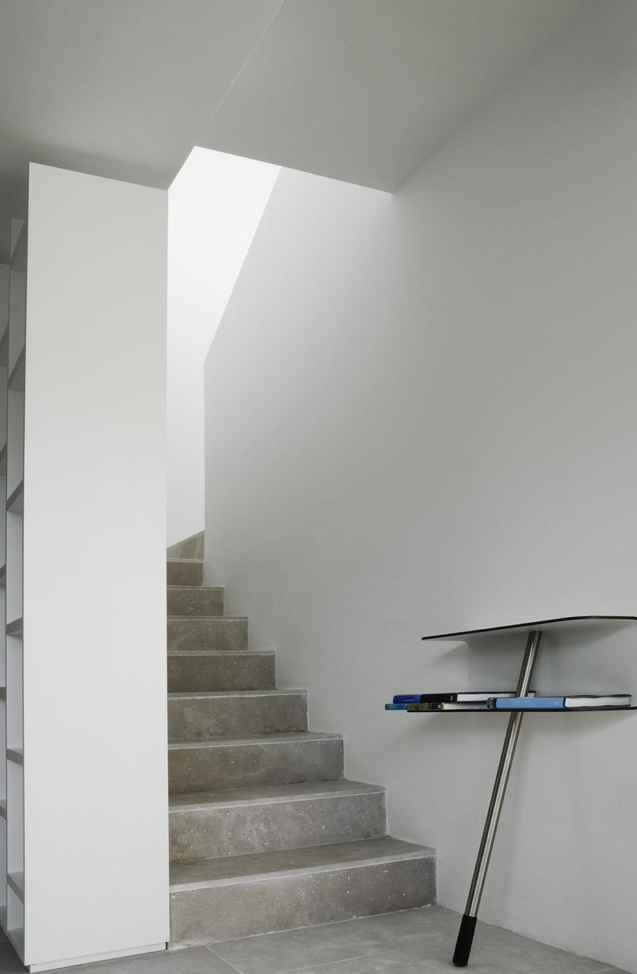 Casa bolo escalera