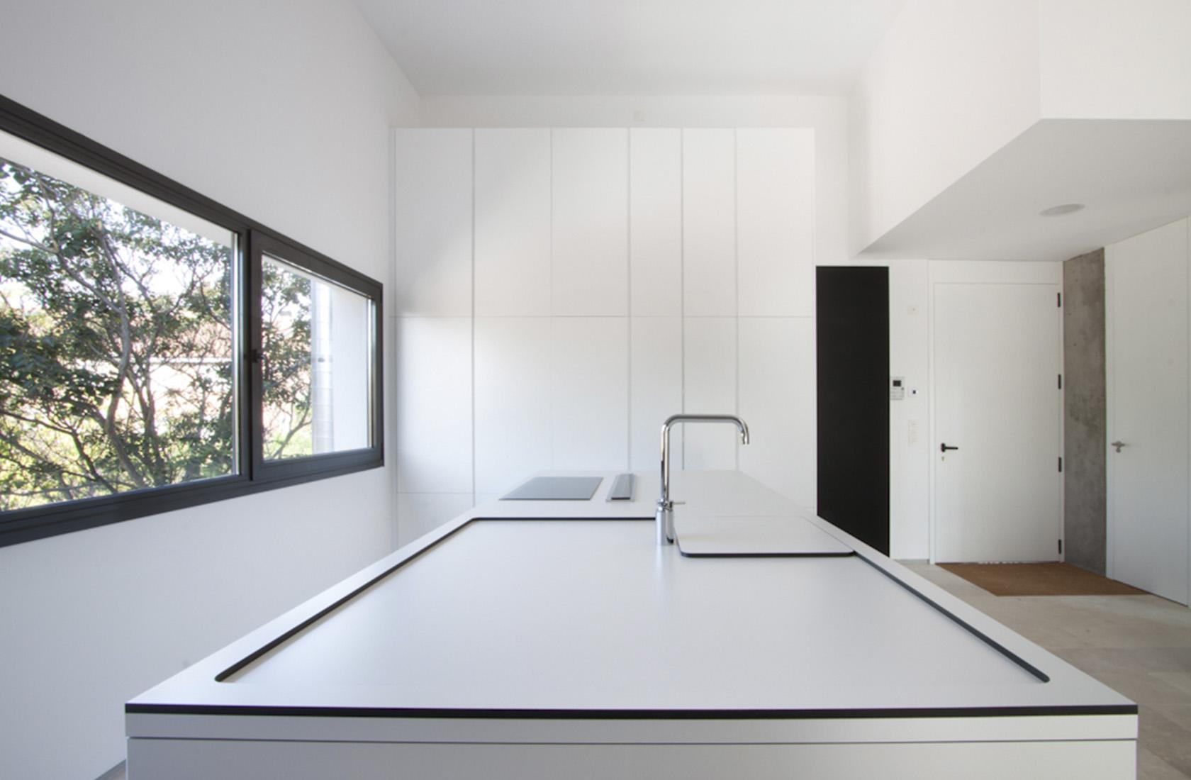 Promocion viviendas aravaca cocina