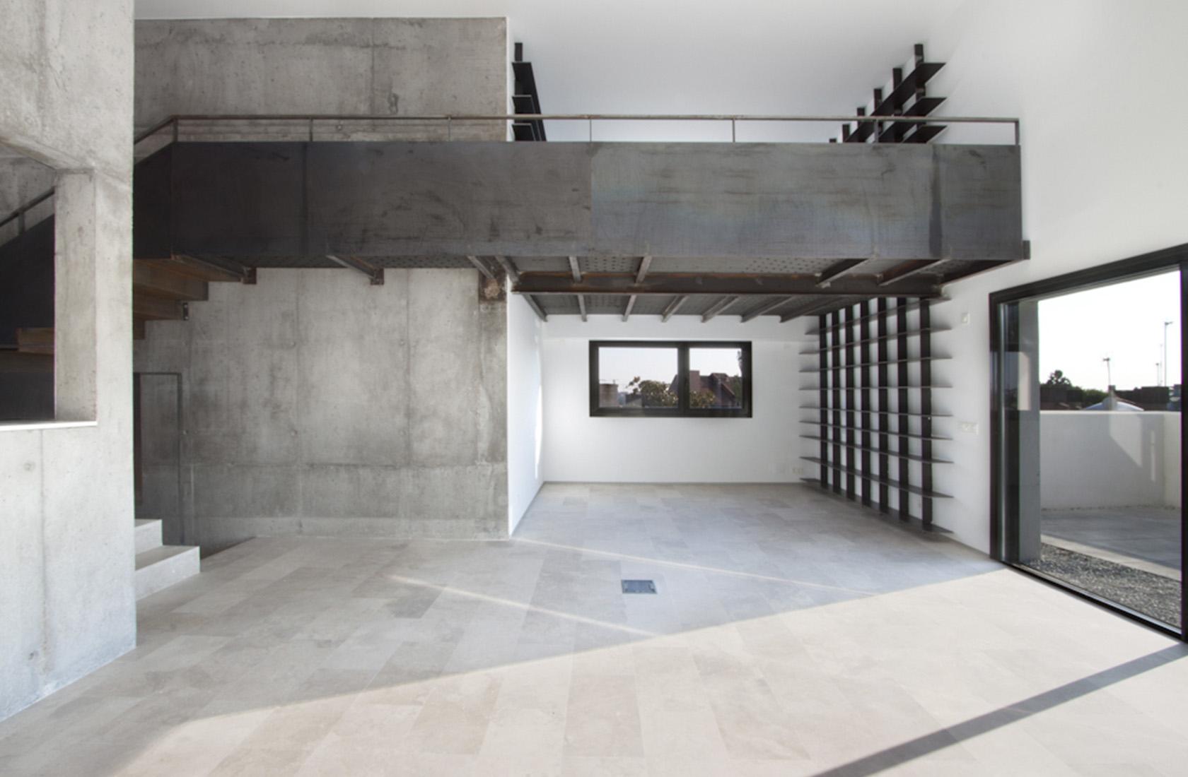 Promocion viviendas aravaca doble altura