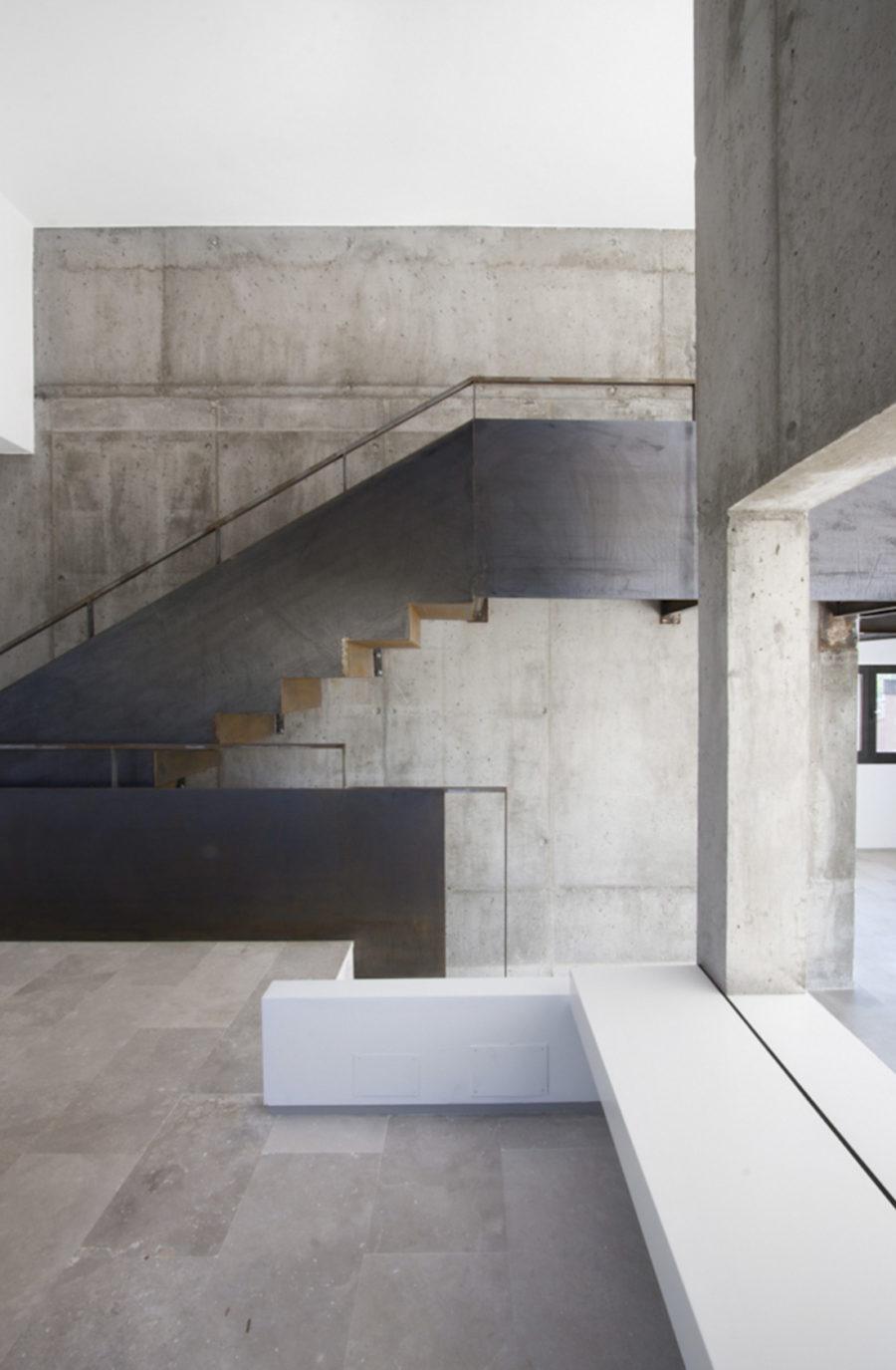 Promocion viviendas aravaca escalera 2