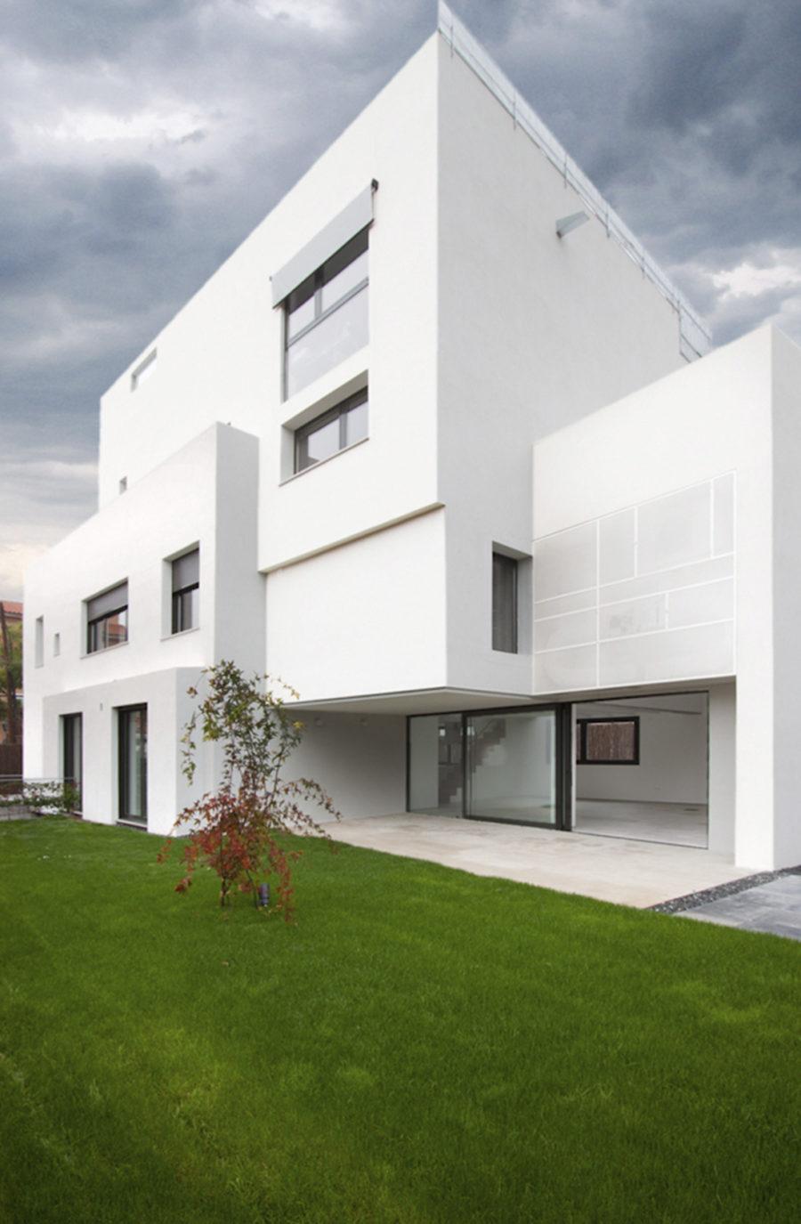 Promocion viviendas aravaca exterior