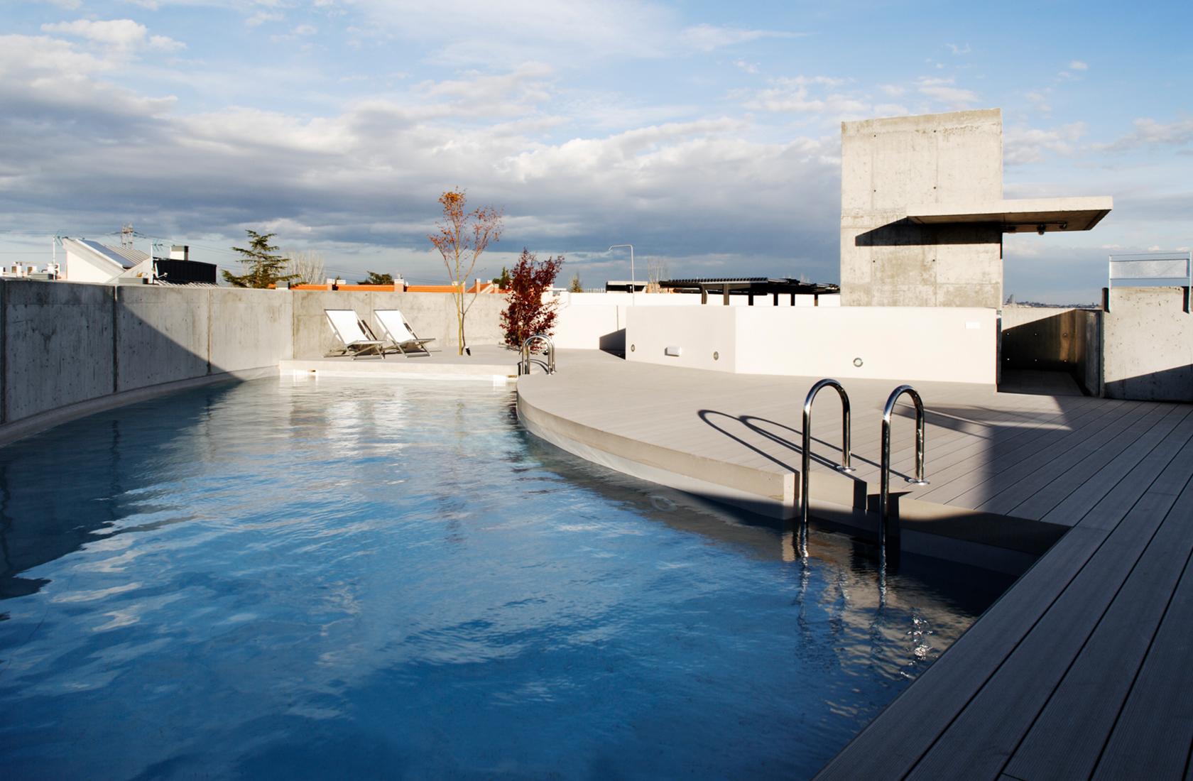 Promocion almanzora piscina