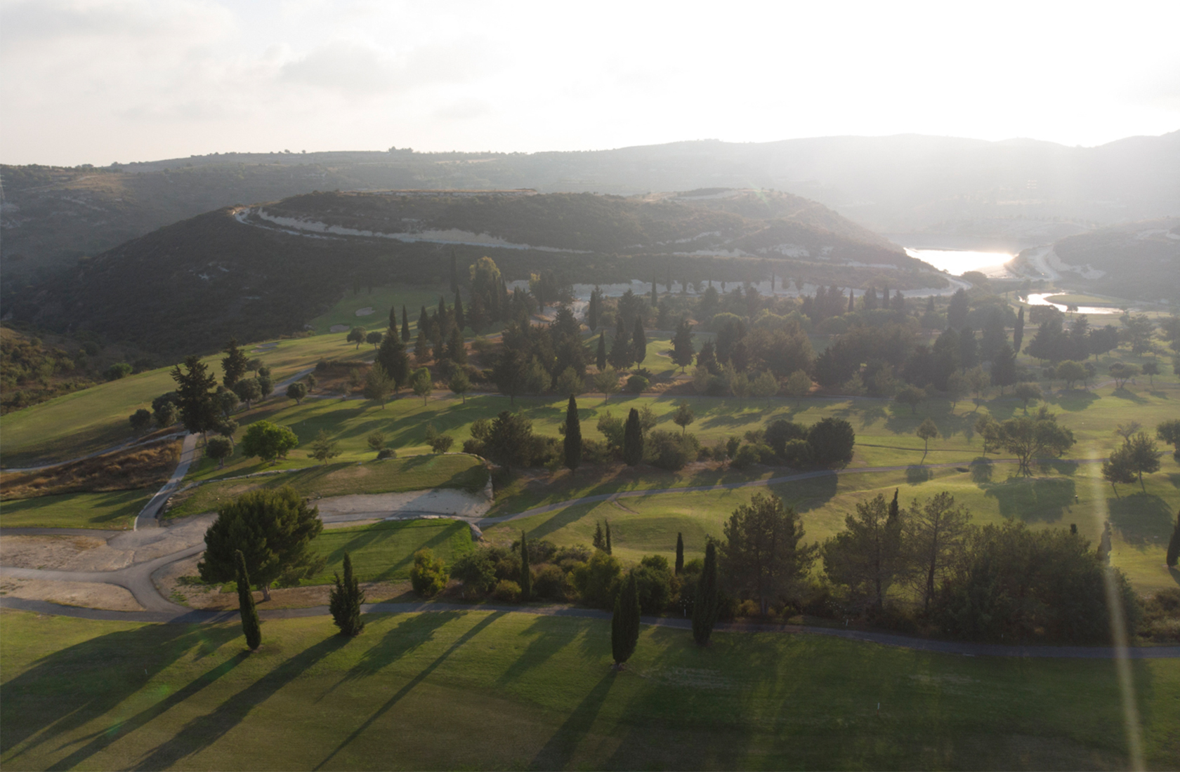 Promocion the plateau golf