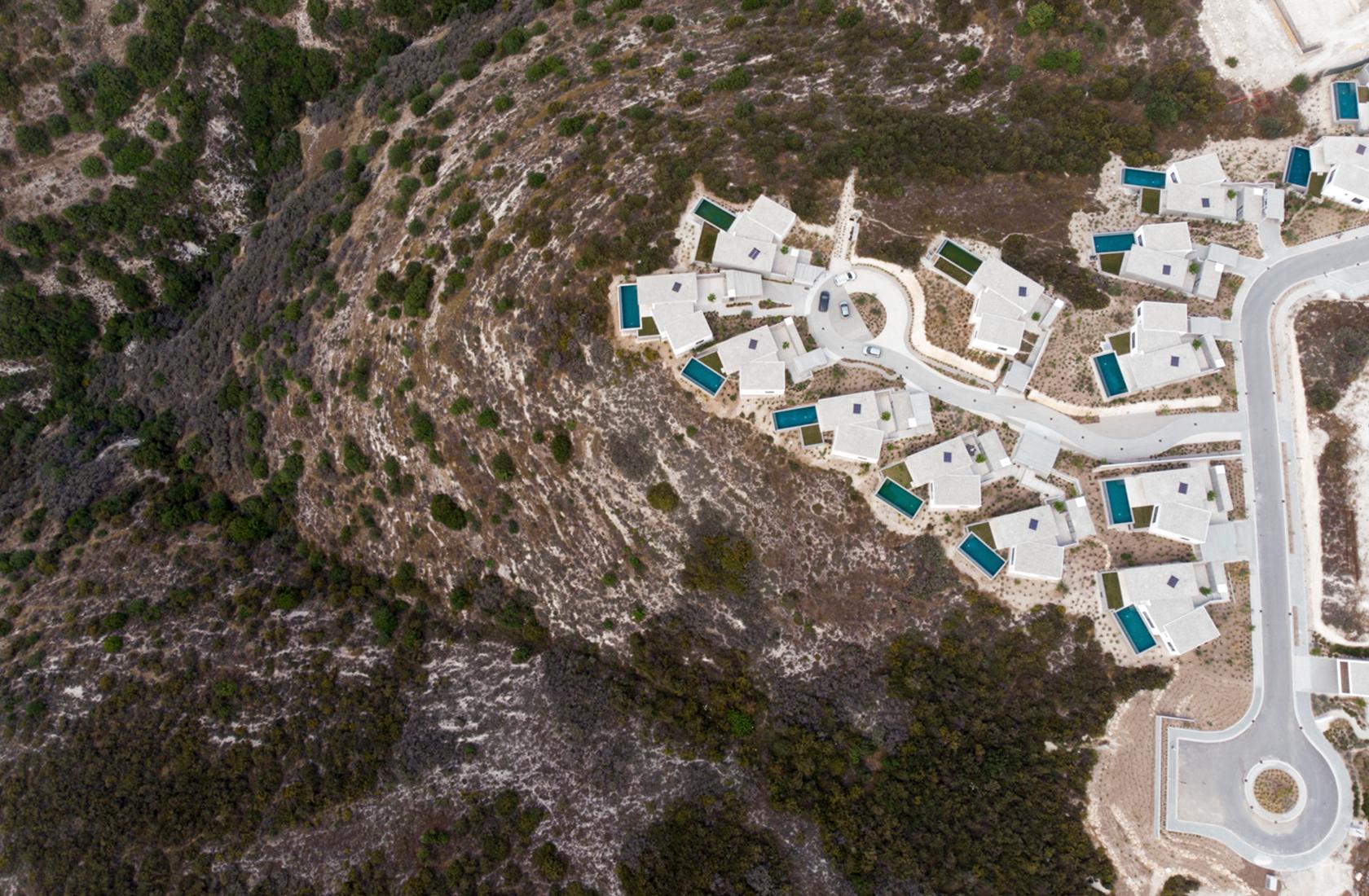Promocion the plateau vista aerea 4