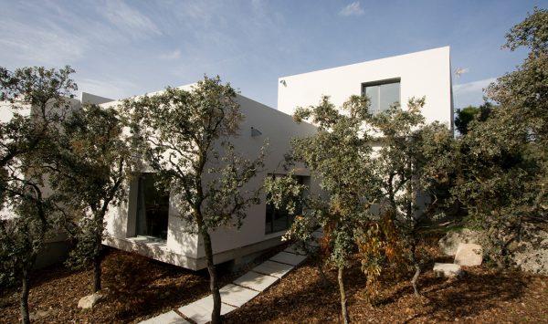 Proyecto de arquitectura promocion las marias