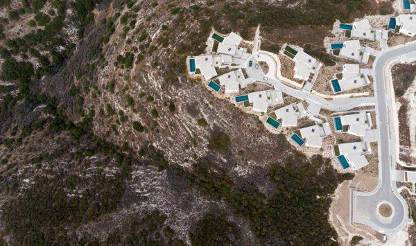 Proyecto de arquitectura promocion the plateau