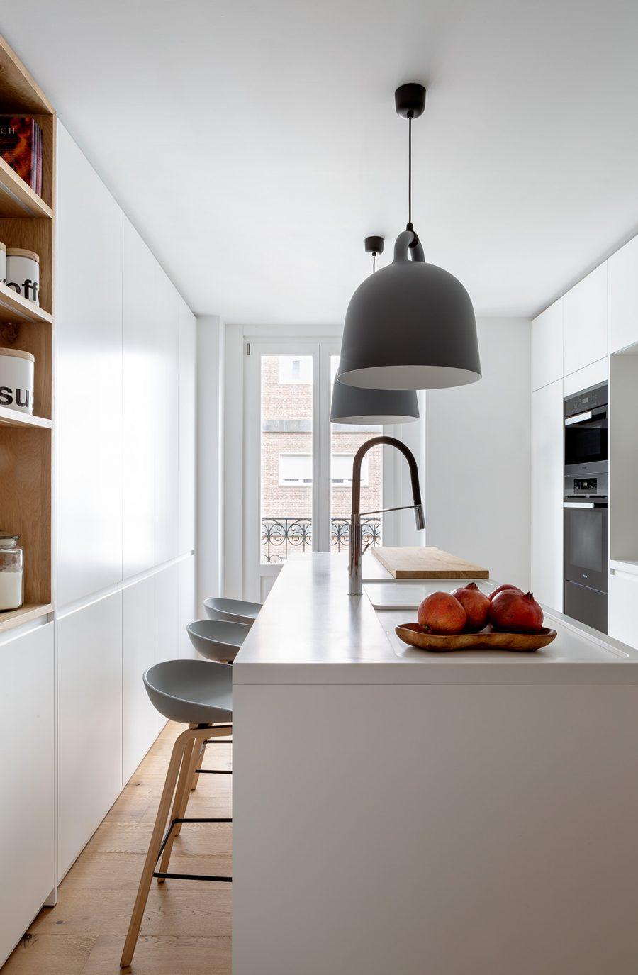 Reforma integral duplex serrano casa ayala ii cocina 01