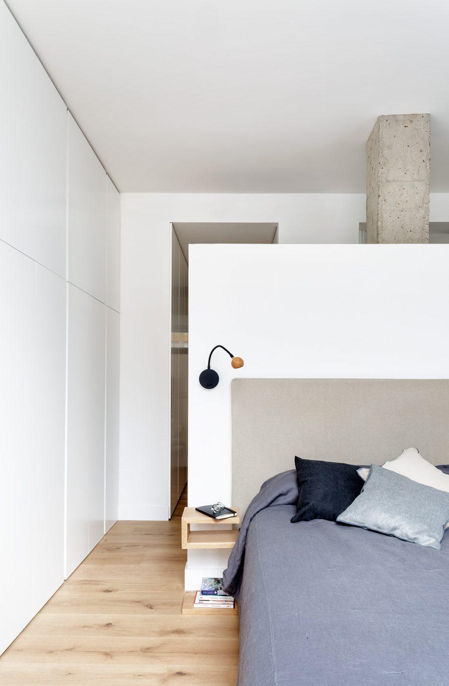 Reforma integral duplex serrano casa ayala ii dormitorio 01