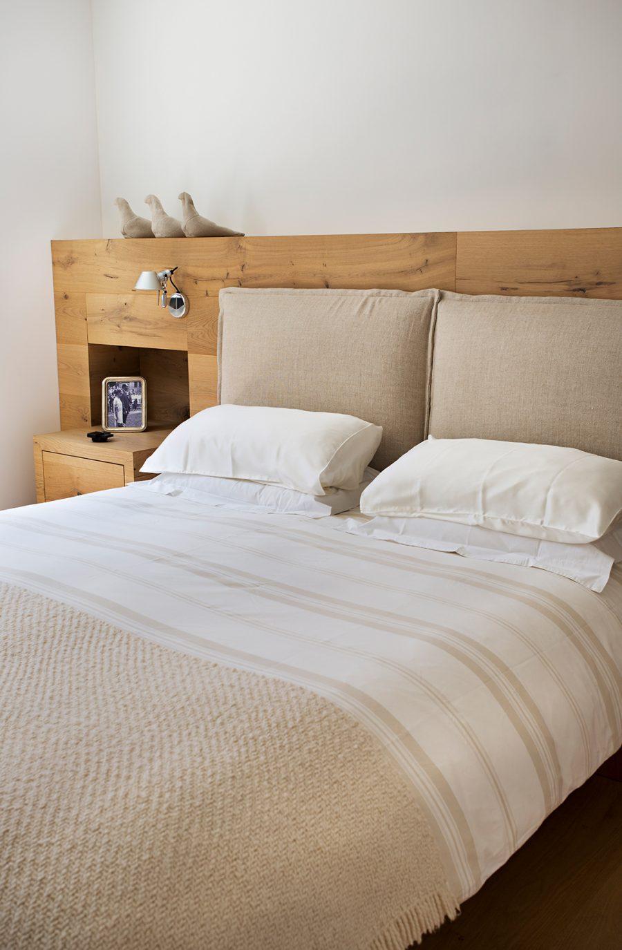 Reforma vivienda adosada moraleja dormitorio