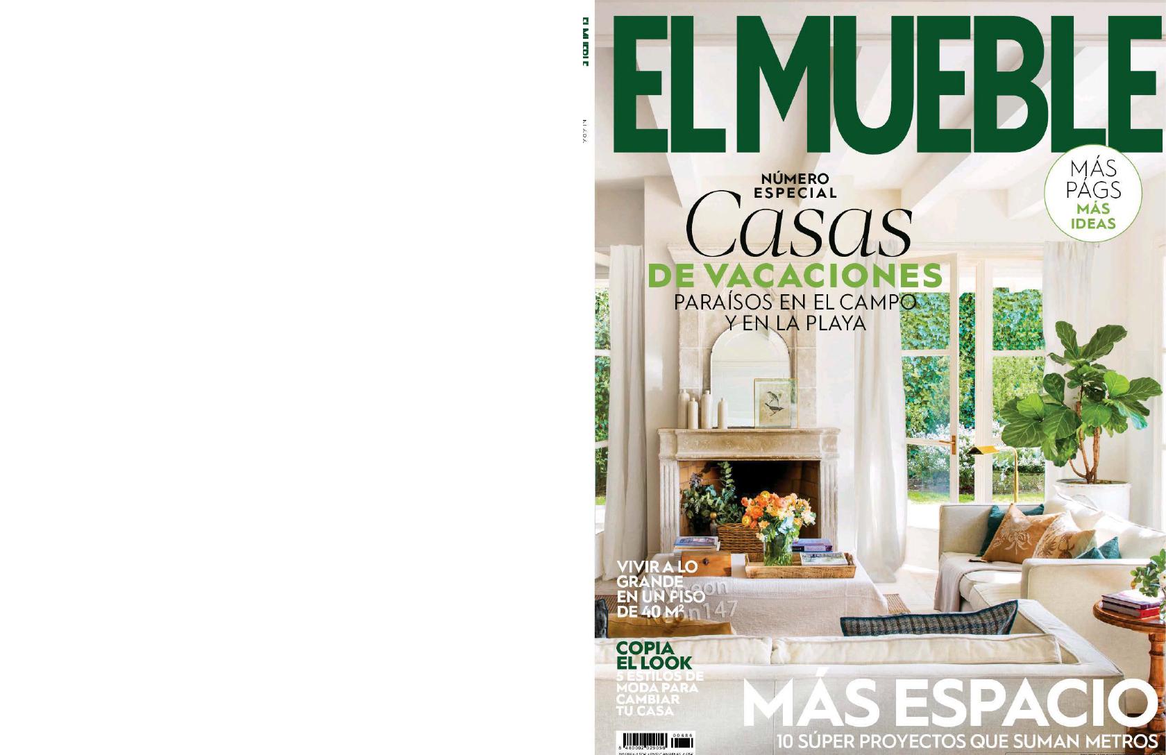 EL MUEBLE (ESPAÑA). AGOSTO 2019 0
