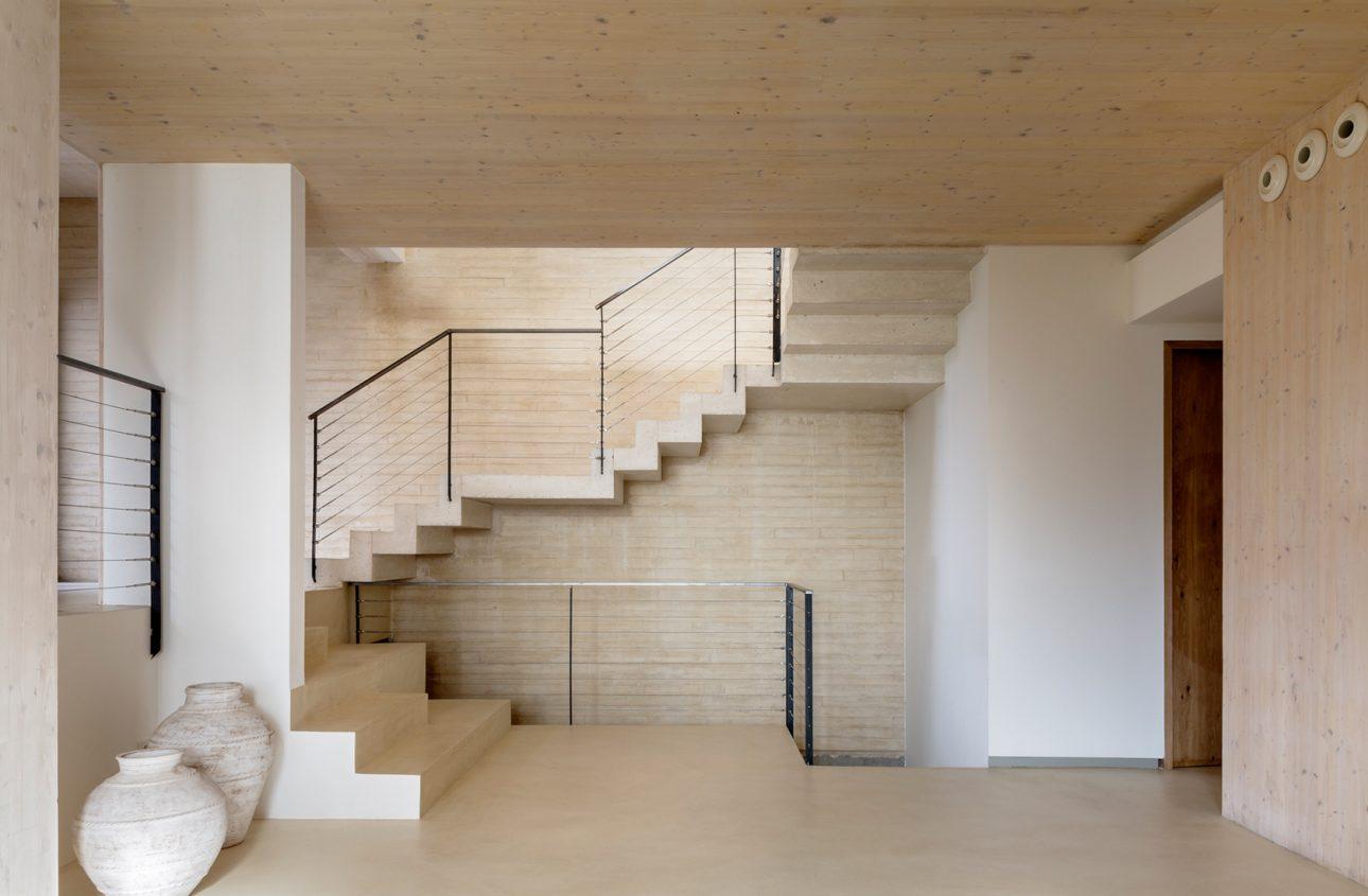 Proyecto menorca escaleras 1