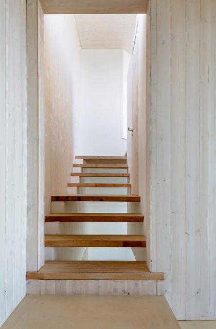 Proyecto menorca escaleras