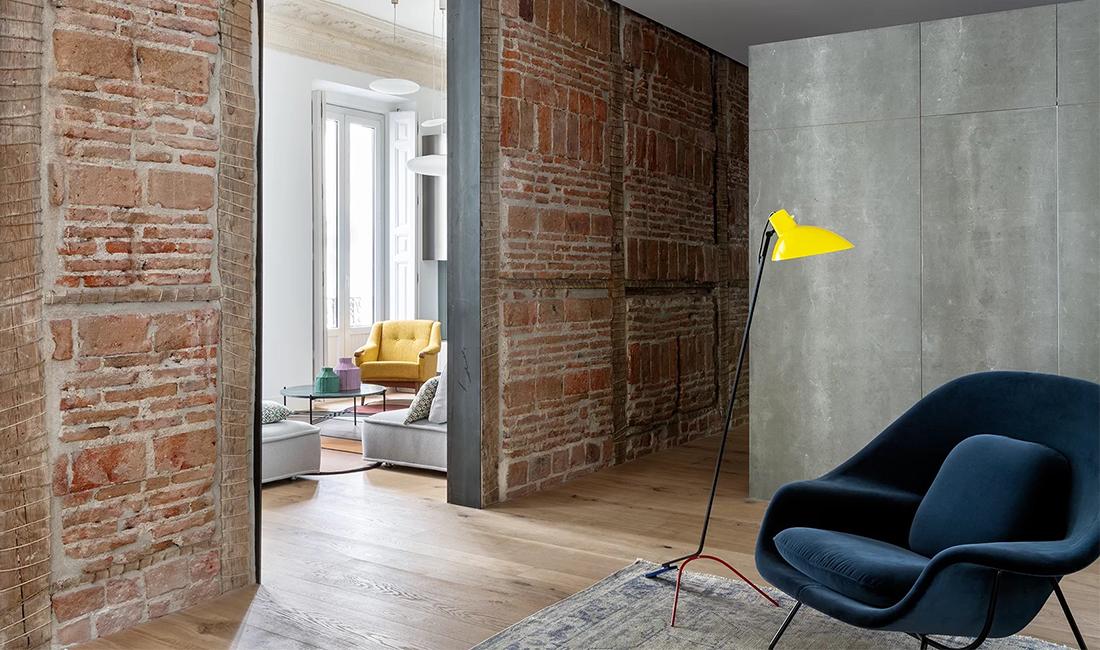 Proyecto de arquitectura reforma integral almagro