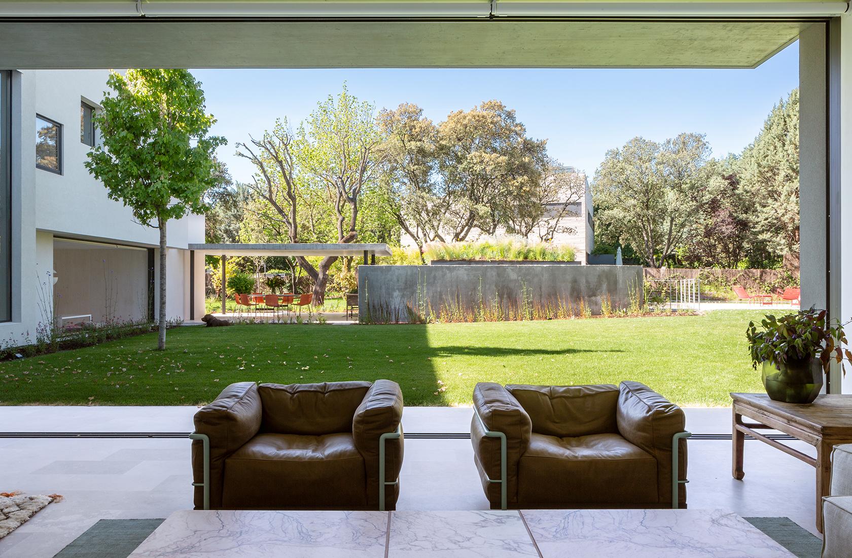 Proyecto af vista jardin
